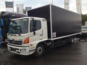 Фургон HINO 500 GD8JMTA до 12т. Промтоварный