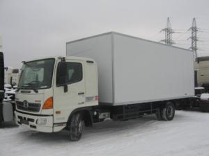 Фургон HINO 500 GD8JMTA до 12т.