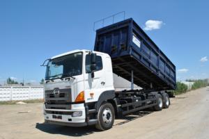 HINO 700 FS1ELVD-QPR до 30,7 т.