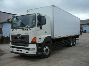 Фургон изотермический HINO 700 FS1ELVD-QPR до 30,8 т.