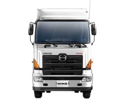 Тяжелые грузовые автомобили HINO 700