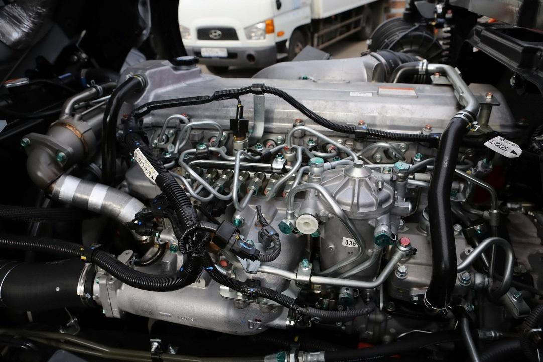 Ремонт двигателей грузовиков HINO