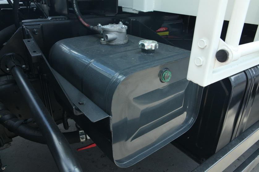 Ремонт топливной системы грузовиков HINO