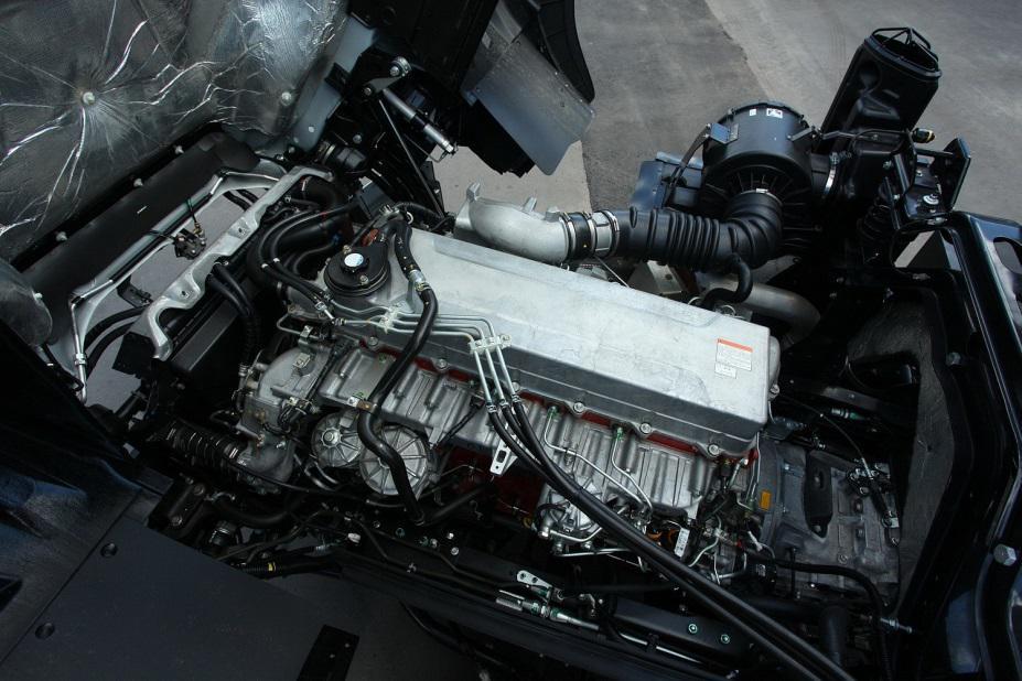 Ремонт турбин грузовиков HINO