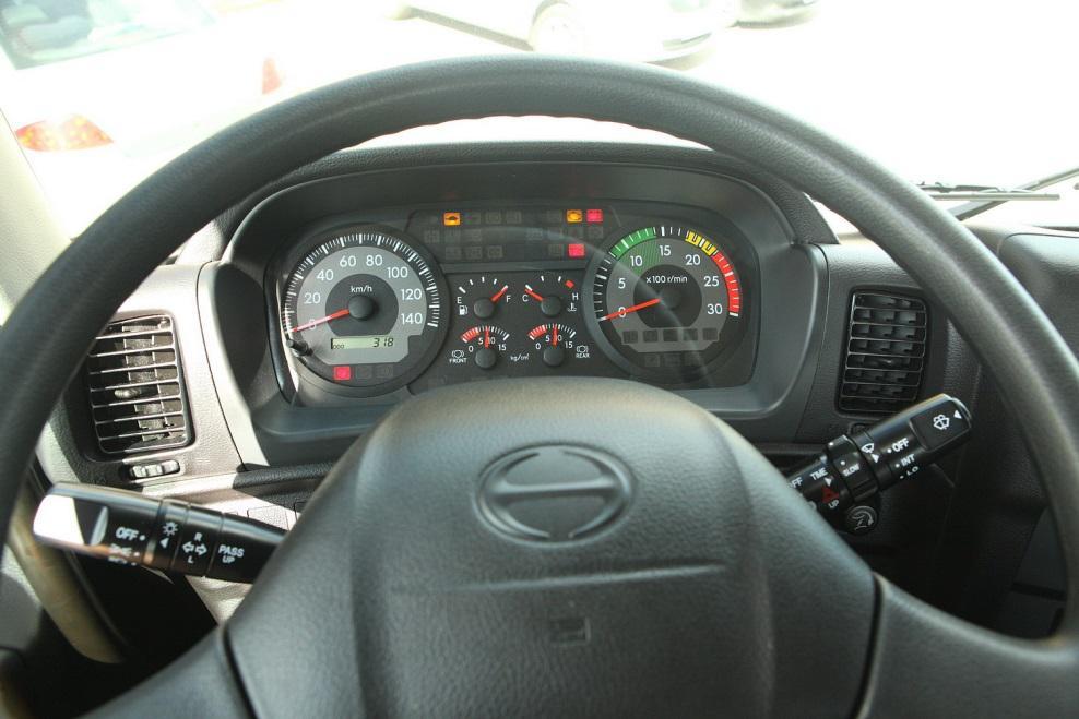 Ремонт рулевого управления грузовиков HINO