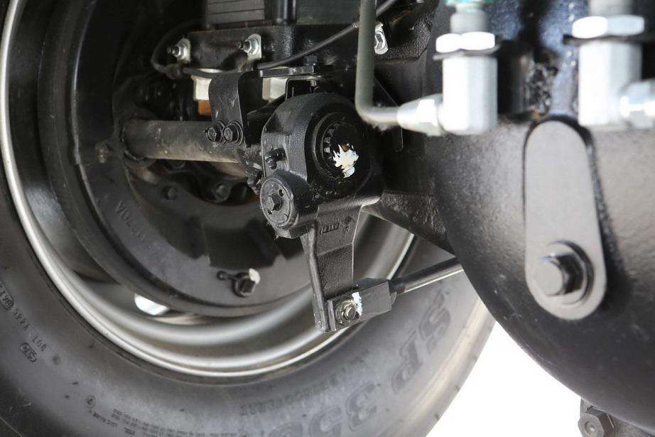 Обслуживание рулевого управления грузовиков HINO