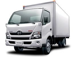 Запчасти на грузовики HINO 300