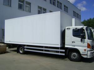 Фургон изотермический HINO 500 GD8JMTA до 12т.