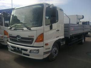 Бортовой фургон HINO 500 GD8JJTA до 12т.