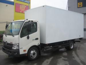 Промтоварный фургон HINO 300 XZU720/730L до 8,5т.