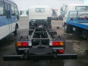 Шасси HINO 300 XZU650L до 3,5т